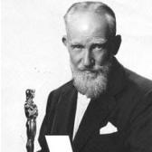 When a stupid man… G. Bernard Shaw