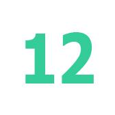 Numbers 1-12. Числа