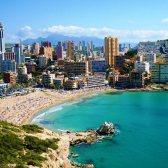 El turismo en España. Palabras
