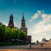 Moscú, mi ciudad natal. Texto