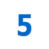 ¿Cuánto es tres más dos? Cinco.