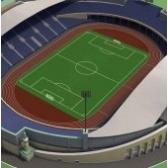 Stadium, gym and others. Стадион, спортзал и другие