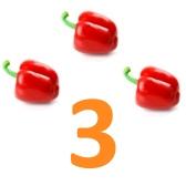 kolme - 3