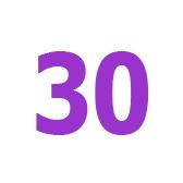 thirty - 30