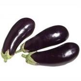 aubergine - баклажан