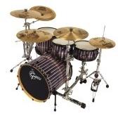drums, drum set - ударные