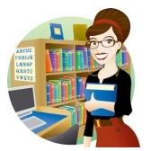 librarian - библиотекарь