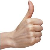 peukalo - большой палец руки