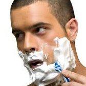 afeitarse - бриться