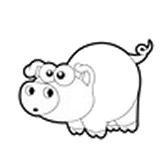 sika - свинья