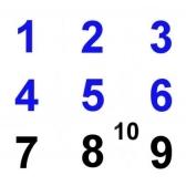 Wir spielen: Математика