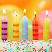 birthday - день рождения