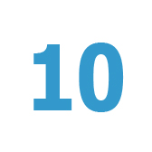 dziesięć - десять