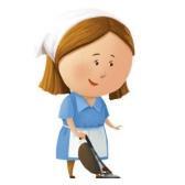 asistenta - домработница