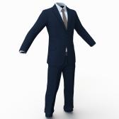 empty suit - работник, который не справляется с важной работой или устроился по протекции