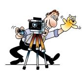 fotógrafo - фотограф