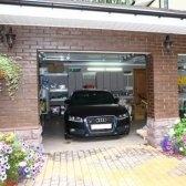garage - гараж