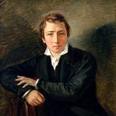 Christian Johann Heinrich Heine: Немецкий с великими. Цитаты и стихи