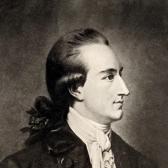 Willkommen und Abschied. J.W. Goethe