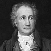 An die Entfernte. J.W. Goethe