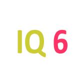 IQ Тест 6