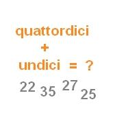 GIOCO: Matematica — Mатематика