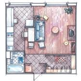 mieszkanie - квартира