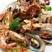 seafood - морепродукты