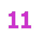 undici - одиннадцать