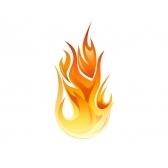 ogień - огонь