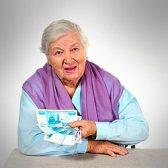 emerytka - пенсионерка