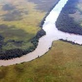 afluente - приток