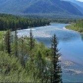 río - река