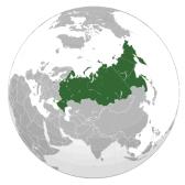 Россия: География