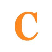 Буквы C, Q, K, Z