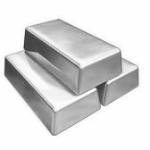 серебряный
