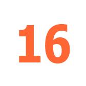 kuusitoista - 16