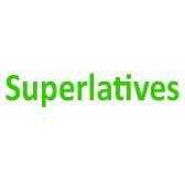 Superlatives. Превосходная степень сравнения прилагательных