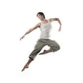 bailarín - танцор