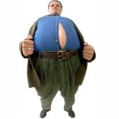 fat - толстый