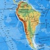 La América del Sur. Palabras