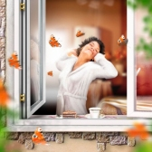 in the morning - утром
