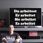 VIDEO: Verben. Глаголы в немецком языке