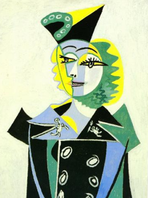 Пабло Пикассо Портрет Нуш Элюар