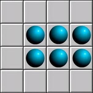 6 ячейки