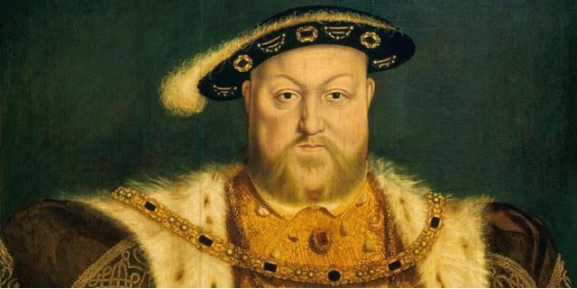 Король  Генрих VIII Английский