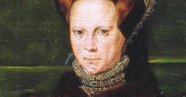 Королева Мария Кровавая
