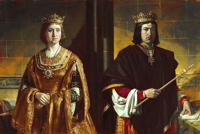 Короли Фердинанд и Изабелла. Деяния католических королей