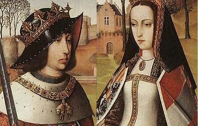 Супруги Филипп и Хуана