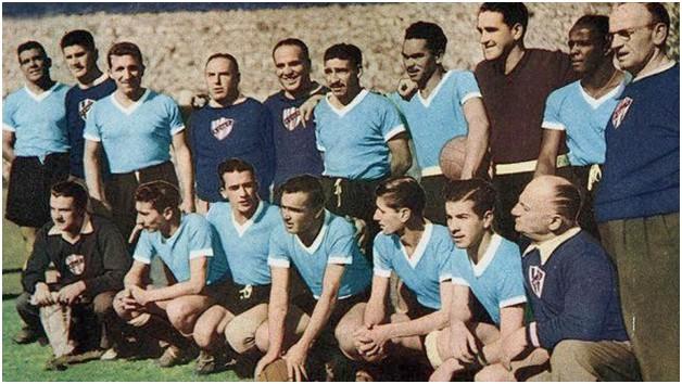 Сборная Уругвая ЧМ-1950